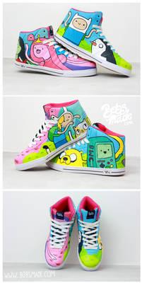 Adventure Time Sneaker