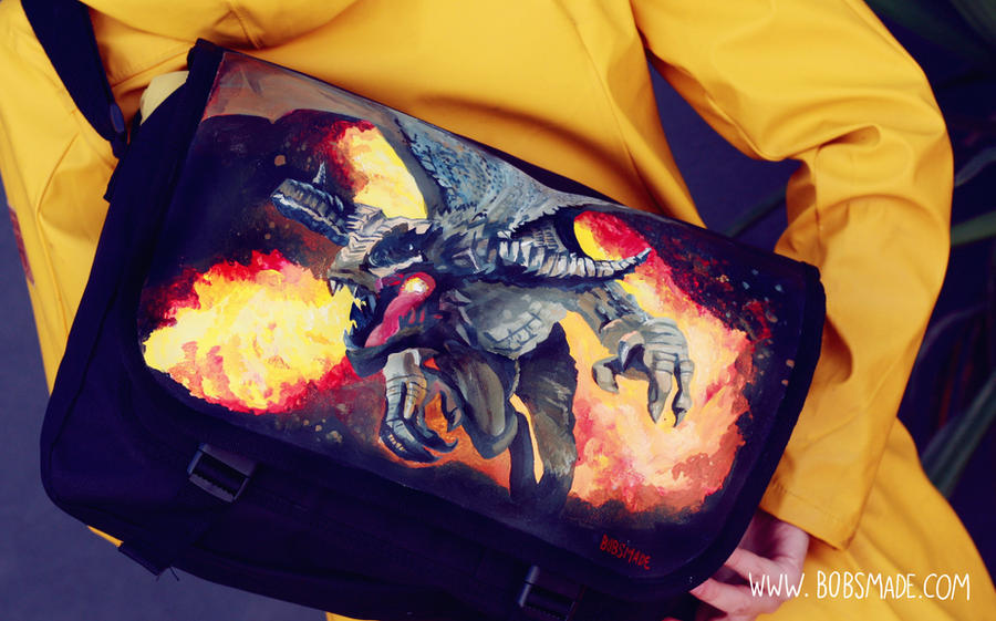 Dragon Age Bag by Bobsmade