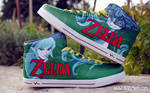 Twilight Princess Sneakerz