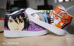 Naruto - Custom Sneaker Design