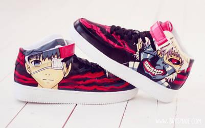 Tokyo Ghoul Sneaker
