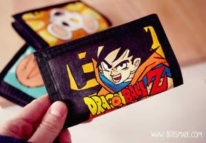 Dragon Ball Z Wallet