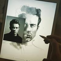 ipadPro Portraits by Bobsmade
