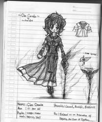Cleo Carnelia Concept by daeVArt
