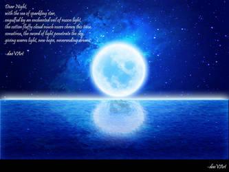 Night Poetry by daeVArt