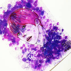 [B2ST] Purple Dongwoonie~