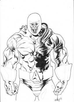 X-Men Nemesis,Apocalyspe.