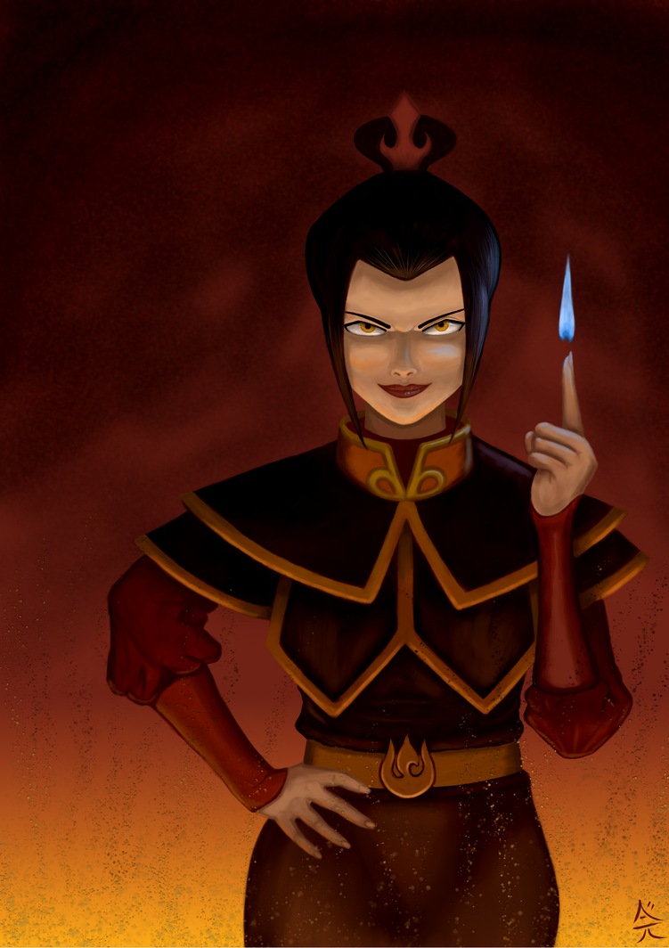 Azula by icius