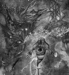 Crying Mind by Mariano-PetitDeMurat