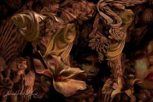 Hidden Souls by Mariano-PetitDeMurat
