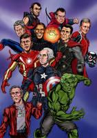 The Avengers - President edition by BorisPeci