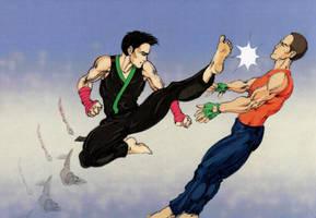 Genji 3 by BorisPeci