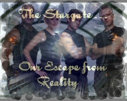 Escape From Reality by StargateNerd