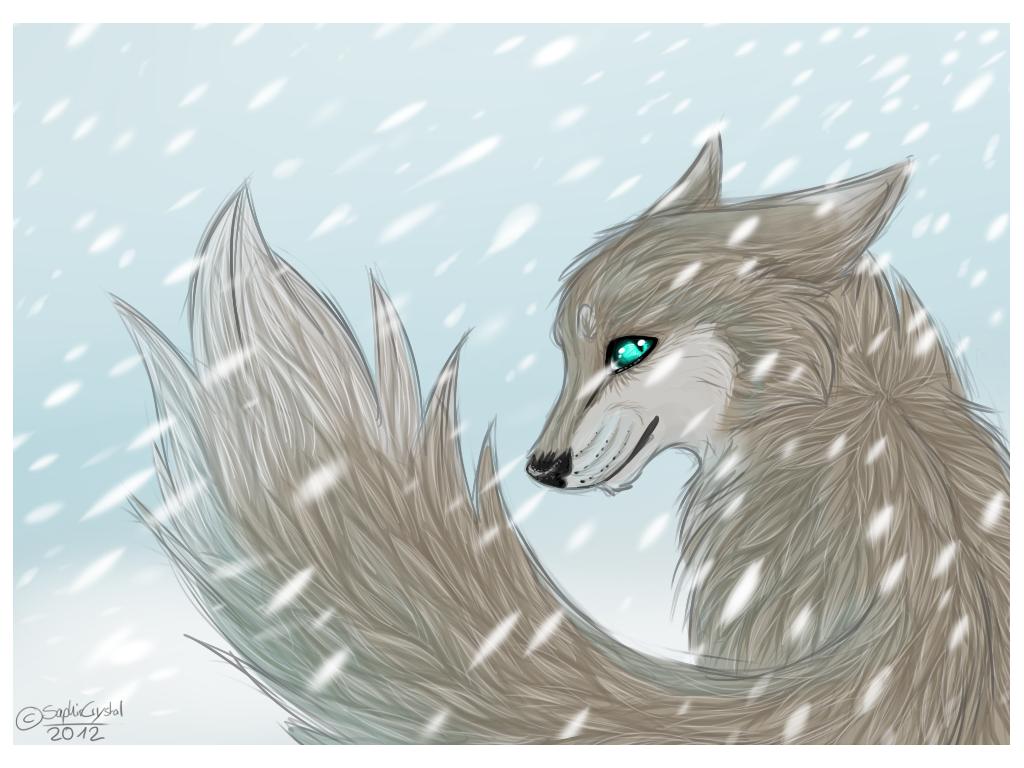 Snowfall by Sorasongz