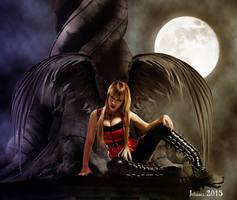 night Huntress by Julianez