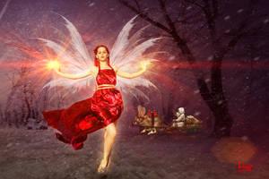 Christmas spirit by Julianez