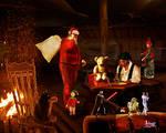 En casa de Santa