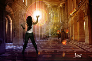 Duel in Holy Land by Julianez