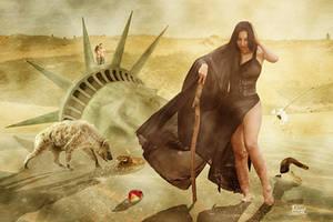 Eva's Revenge by Julianez