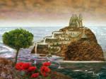 Magic Water Island.