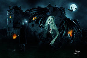 Van Helsing's sister by Julianez