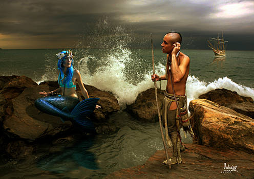 The siren and Native American