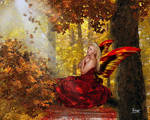 Embracing the autumn