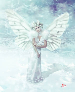 Snow Nymph by Julianez