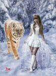 Queen of perpetual snow