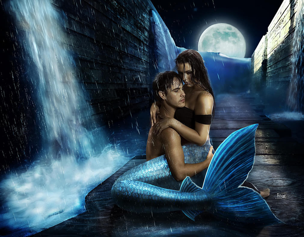 Love in the dark by Julianez