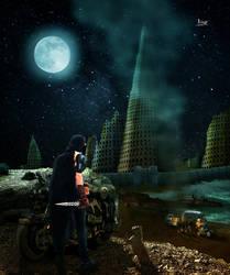 Apocalypse, New Babel by Julianez