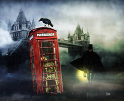 Mystery in the Thames. Temporal conflict