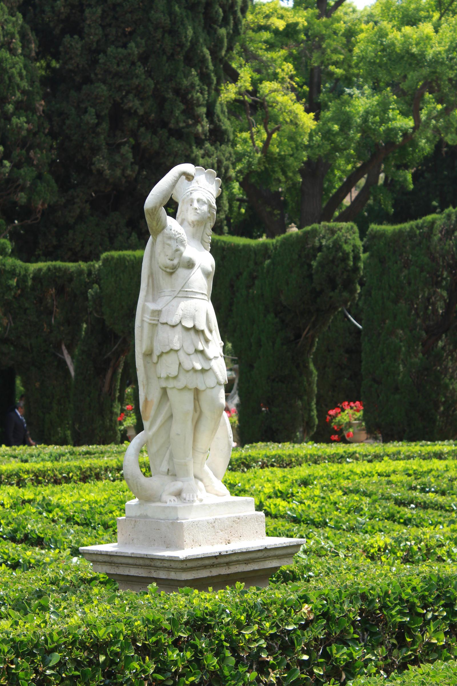 Greek Goddess Gardens Of Monforte 1 By Julianez On Deviantart