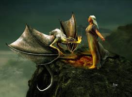 Fire Dragon by Julianez