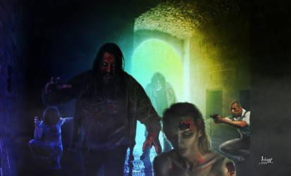 Zombie Advance by Julianez