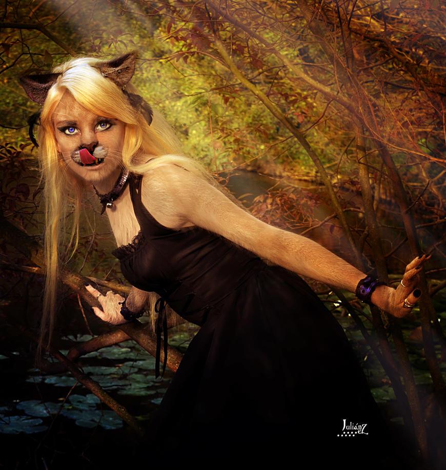 Puma Girl by Julianez