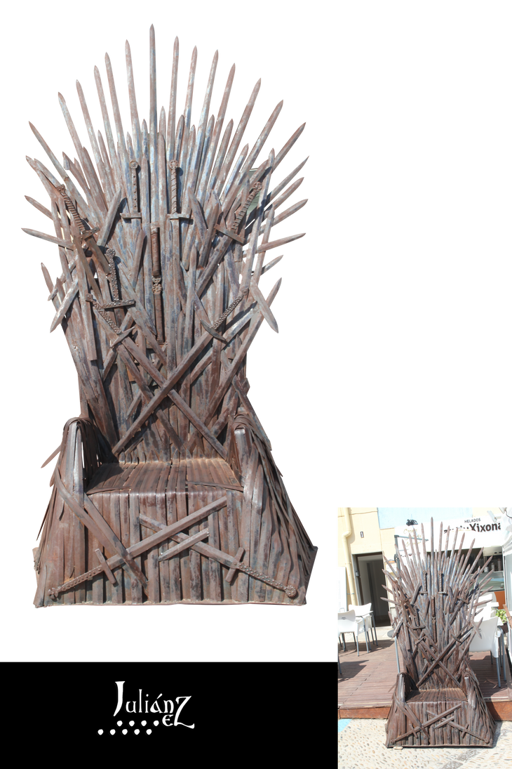 Game of Thrones chair by Julianez