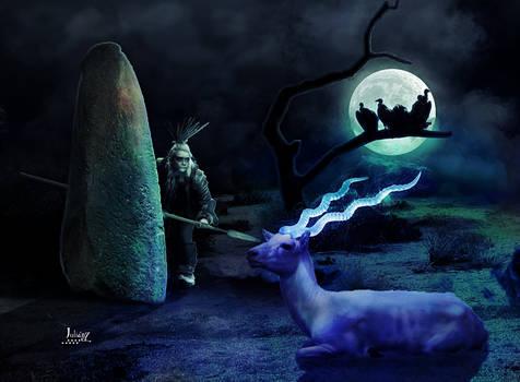 The magic antlers