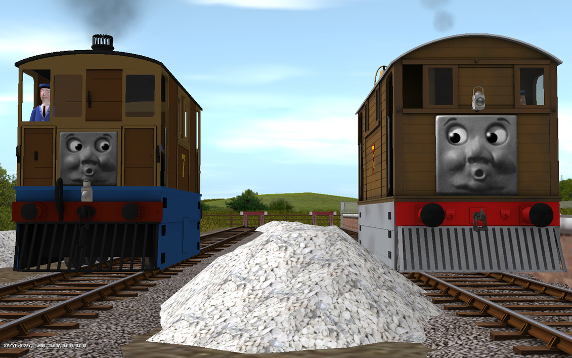 Railway Series meets Television Series: Toby by Rose ...