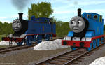 Railway Series meets Television Series: Thomas MK1