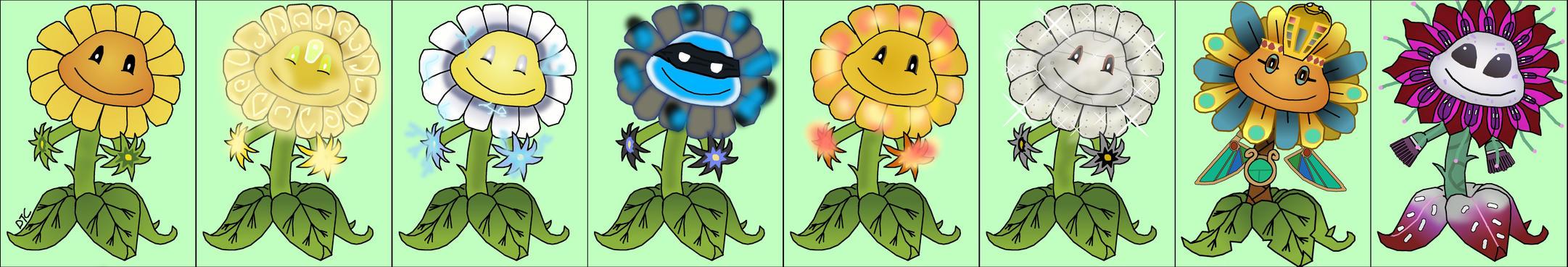 Pictures of Sunflower Plants Vs Zombies Garden Warfare - www