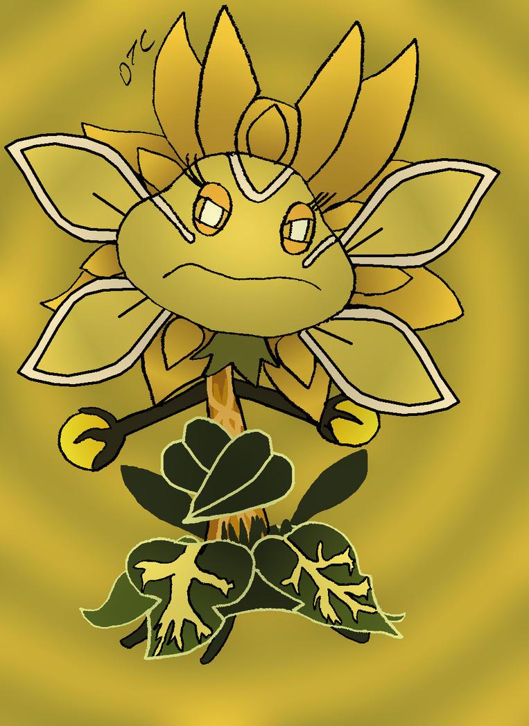 Pvz Garden Warfare 2 Sunflower Queen By Rose Supreme On Deviantart