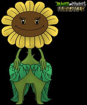 Plants vs. Zombies: Armagarden - Sunflower GW Unit
