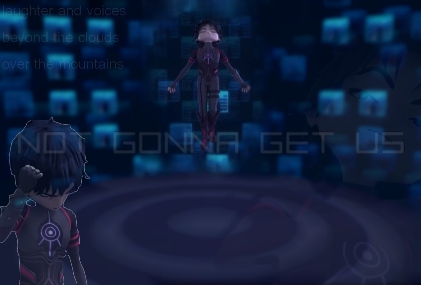 WILLIAM || Not gonna get us by LostCodeLyoko