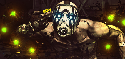 The Psycho of Borderlands by sweet5050