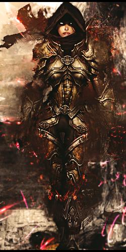 Demon Hunter Vert by sweet5050