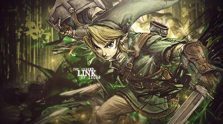 Link from the Zelda games