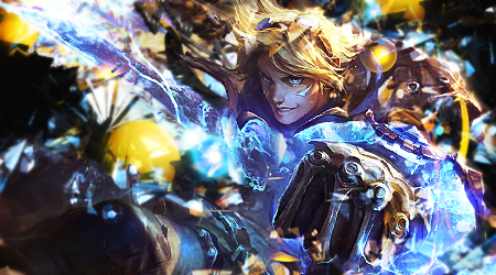 Ezreal by sweet5050