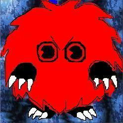 Evil Angry Kuriboh by Makayla12341