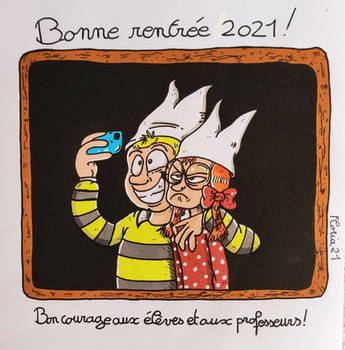 Bonne rentre 2021
